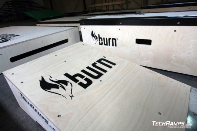 Burn ден на скејтбординг