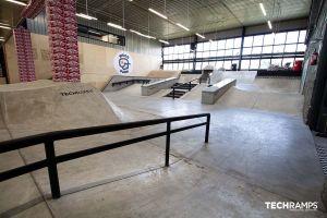 Całoroczny kryty skatepark w Warszawie