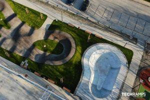 Concrete bowl - Opole