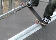 coping w skateparku