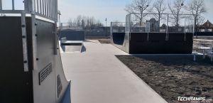 Czerniewice - skatepark