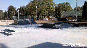 Dąbrowa górnicza Skatepark