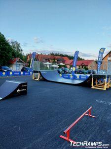 Elementy skatepark Wymysłowo