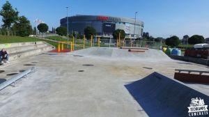 Ergo Arena skatepark