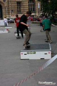 Es game of SKATE - Kraków
