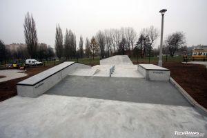 Funbox betonowy