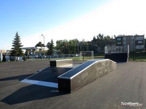 Funbox, grindbox - Piotrków Kujawski, kujawsko-pomorskie area