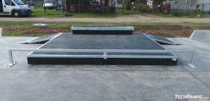 Funbox skatepark Pruszków