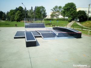 Funbox techramps
