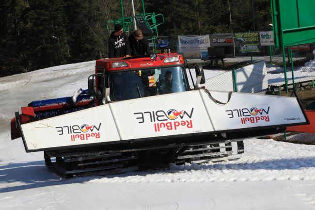 Gravity Снежен парк - Конинки 2012