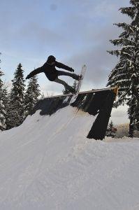 Gravity SnowPark Koninki 2012 2