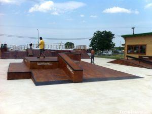 Grecja Thessaloniki  - skateparks