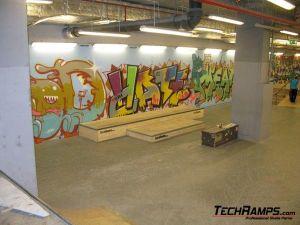 Grindbox Skatepark Blue City Warszawa