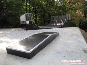 grindbox Skatepark Cieszyn