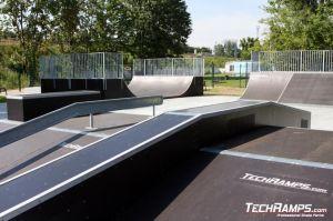grindbox Skatepark w Zgorzelcu