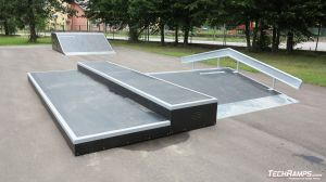 Grindbox Techramps