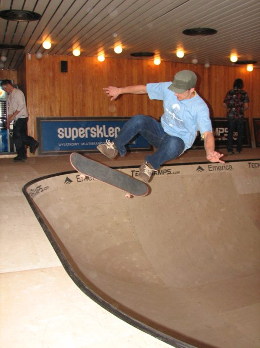 Holek - Skate Pool Techramps