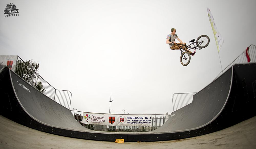 Skatepark w Dąbrowie Tarnowskiej