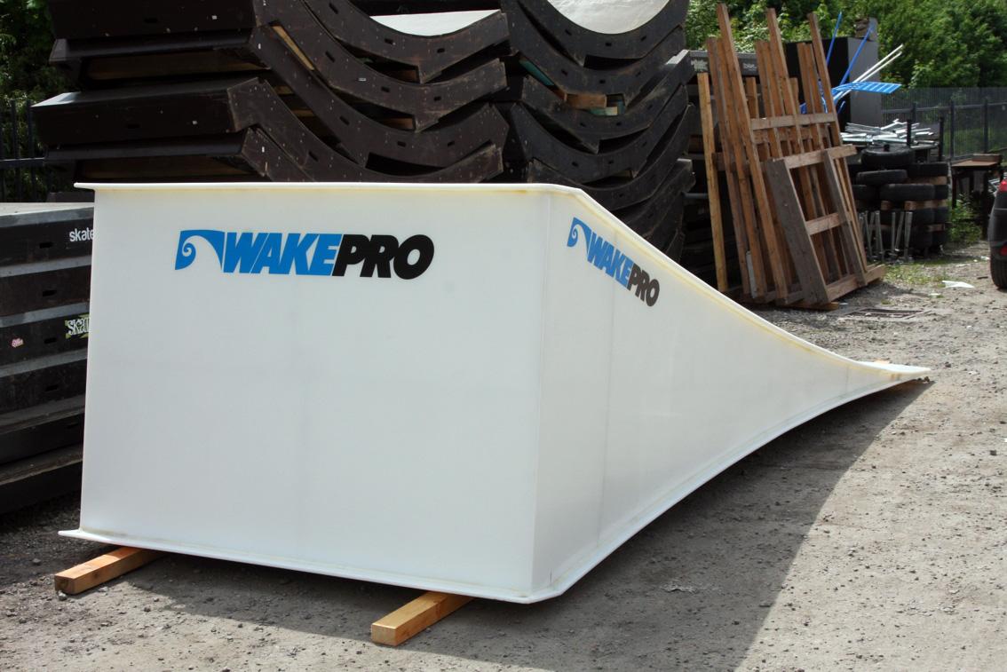 Gotowa skocznia Wakepro