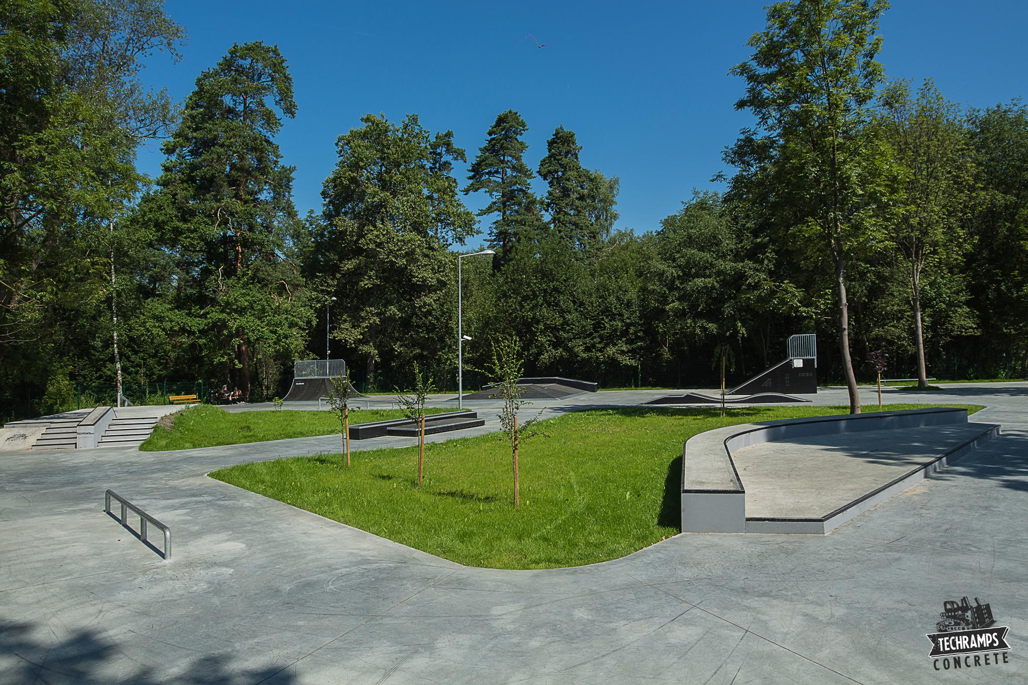 Skatepark w Rabce Zdrój - otwarcie