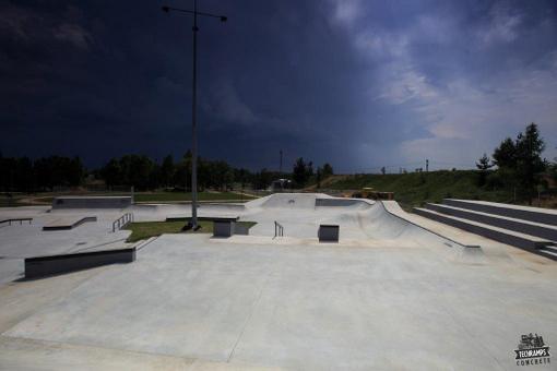 Realizacja skateparku w OIkuszu