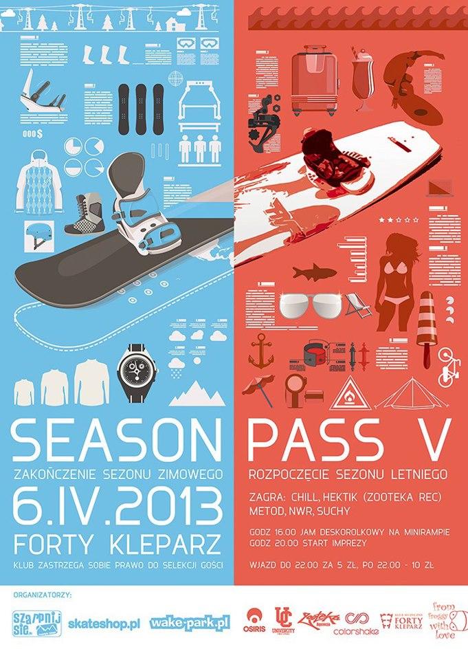 Zawody Season Pass - Kraków edycja 5