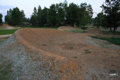 Trasy trialowe - skatepark Olkusz