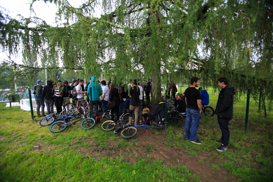 Mistrzejowice Cup - zawody BMX