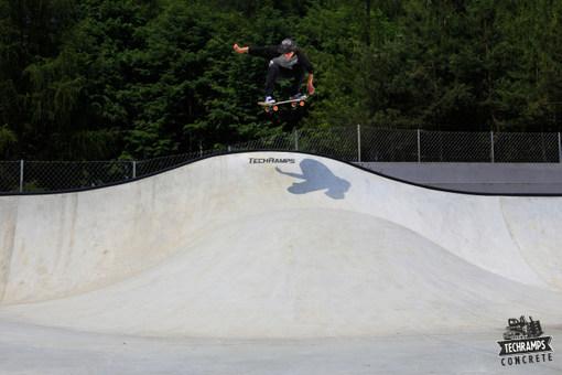 Skatepark Techramps - Olkusz