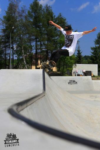 Otwarcie skateparku w Olkuszu