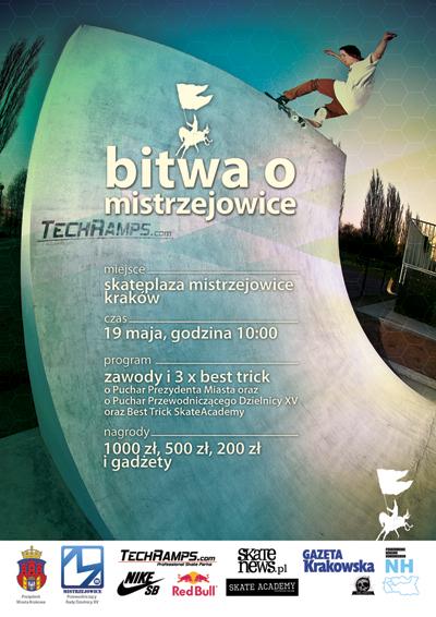 Bitwa o Mistrzejowice 2012 Techramps