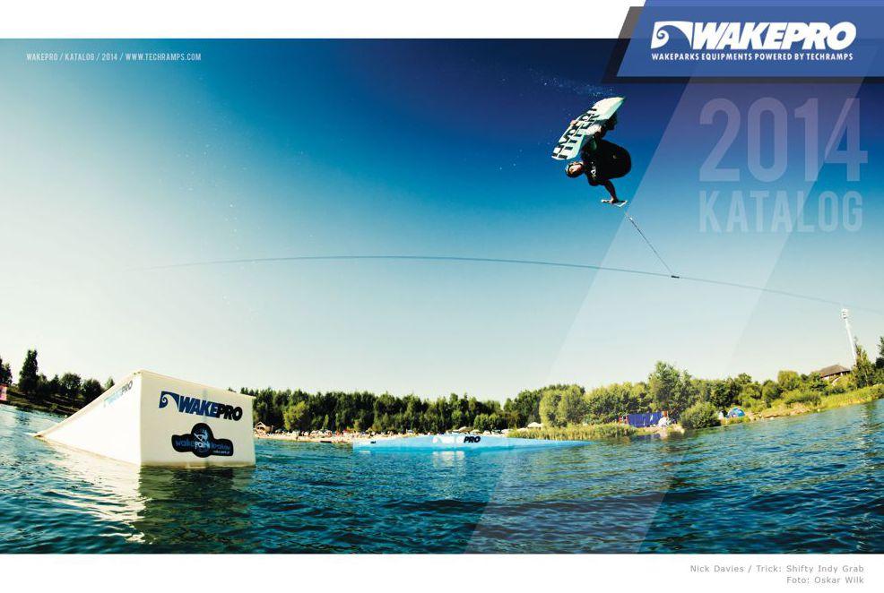 Wakeparki - Katalog Wakepro 2014