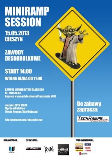 Miniramps Session - Cieszyn 2013