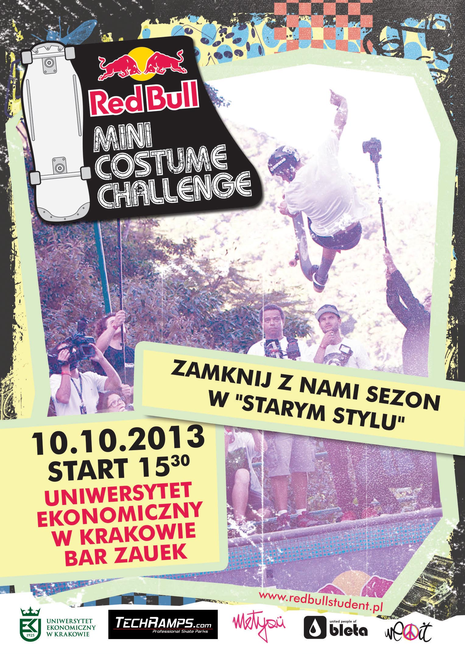 Red Bull Mini Costume Challenge 2013 Kraków