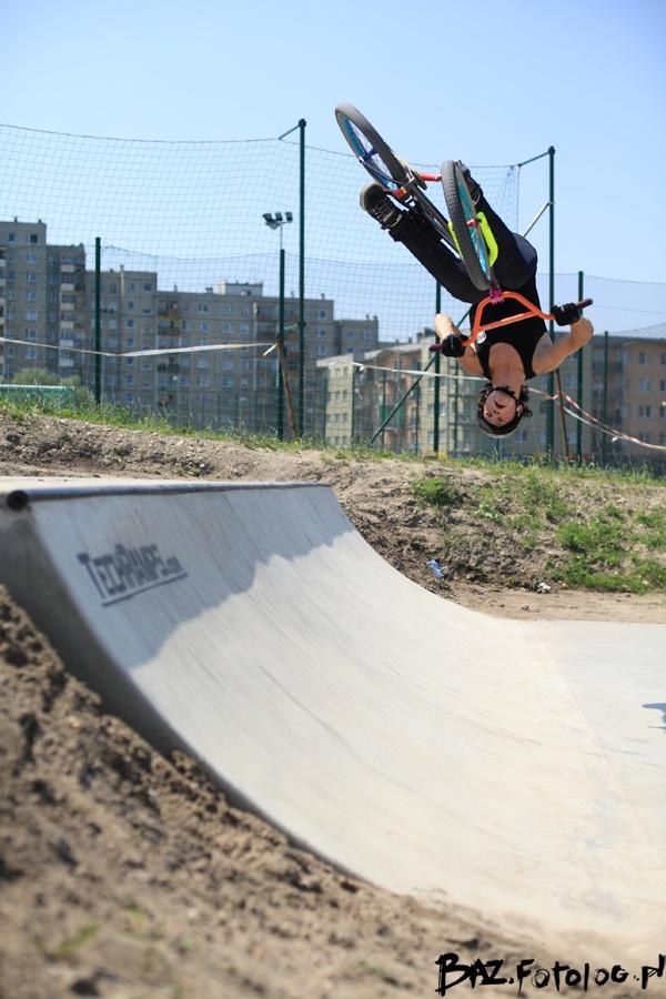 Skatepark Techramps w Opolu