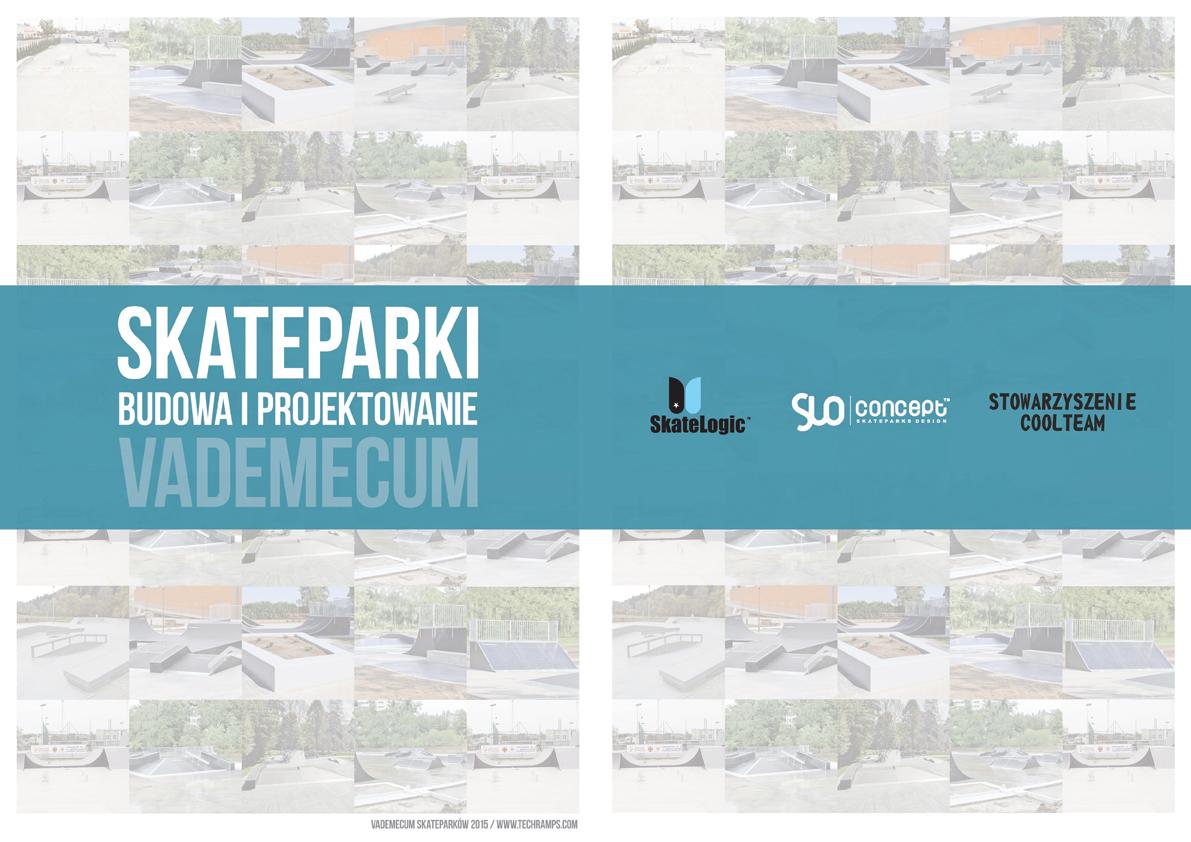vademecum skateparków - budowa i projektowanie