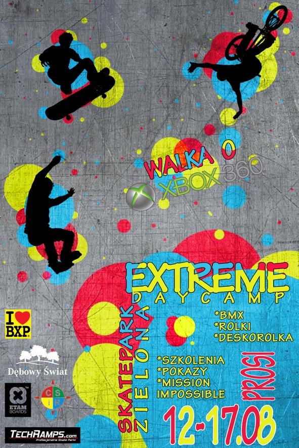 Extreme Day Camp 2013 - Dąbrowa Górnicza
