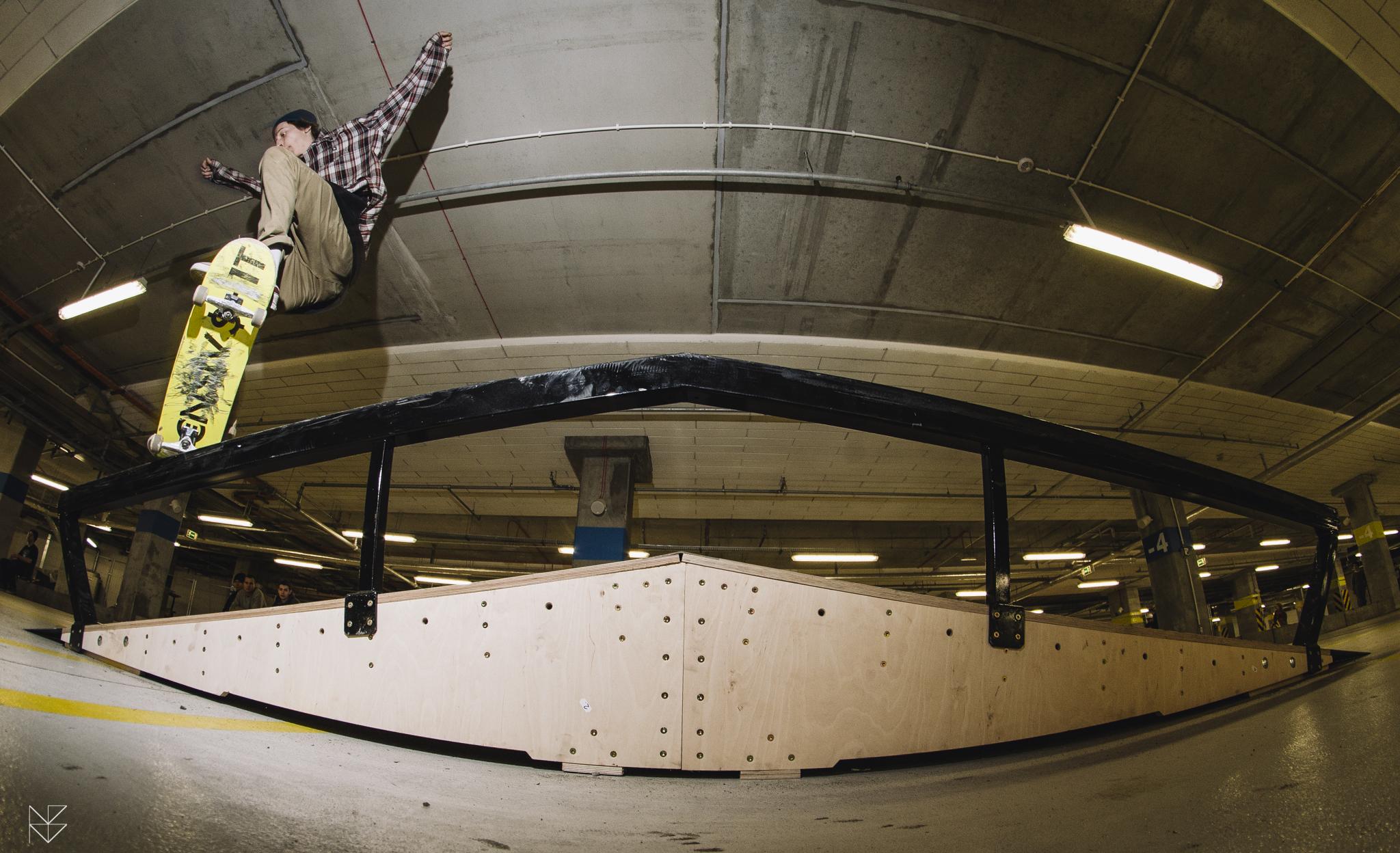 Skatepark na Stadionie Narodowym otwarty