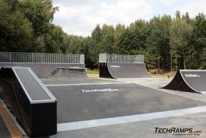 Jastrzębie Skate park