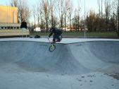 Jeden dzień na skateparku w Oświęcimiu