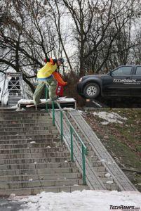 Jibbing Cup Kraków - 2