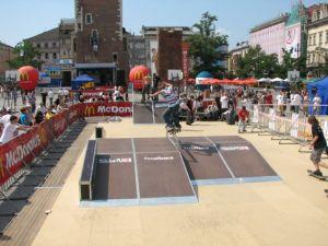 Juliada 2006  game of skate