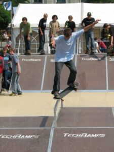 Juliada 2006 Skate