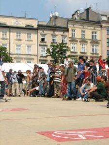 Juliada 2006  skatepark Rynek Głowny
