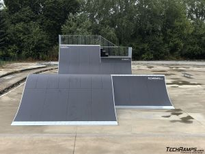 Jumpbox - Poznań Skatepark