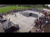 Отварање на скејтпарк во Kętach