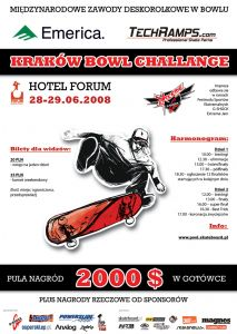 Kraków Bowl Challange