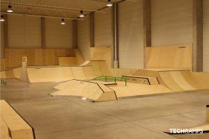 Kryty skatepark Kraków