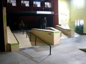 Kryty Skatepark w Czeladzi 2