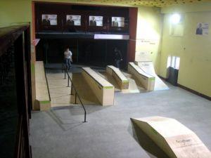 Kryty Skatepark w Czeladzi 3